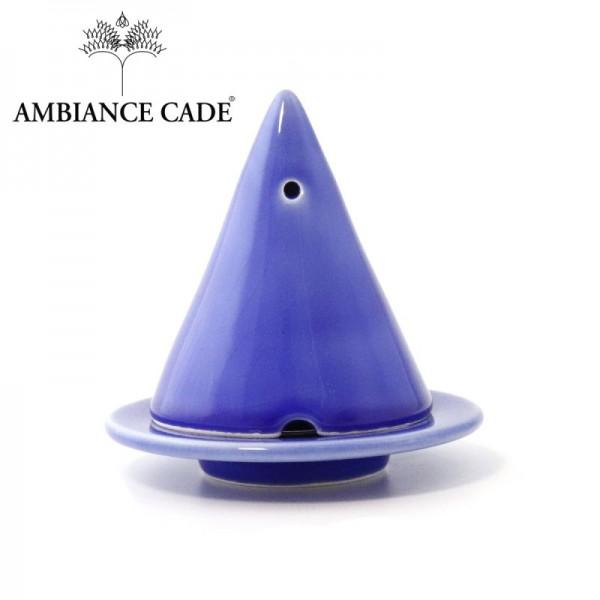 "Merlin-Lampe ""Blauer Lavendel"""