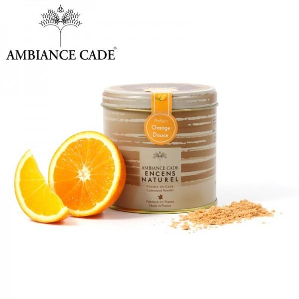 Poudre de Cade - Parfum Orange Douce