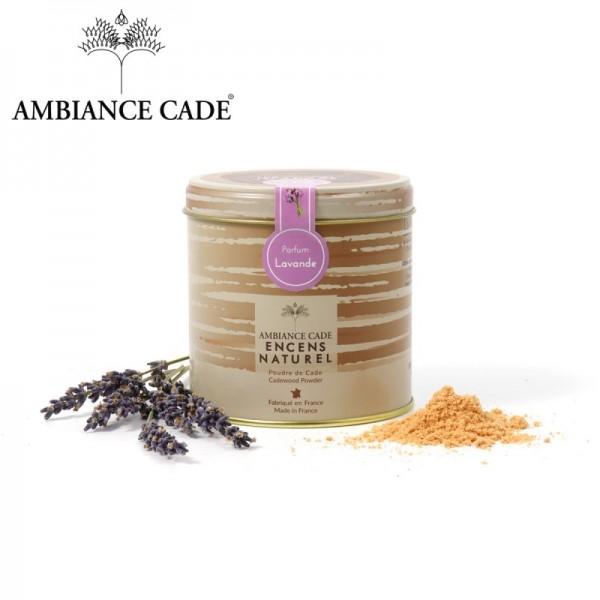 Poudre de Cade - Lavende Lavendel