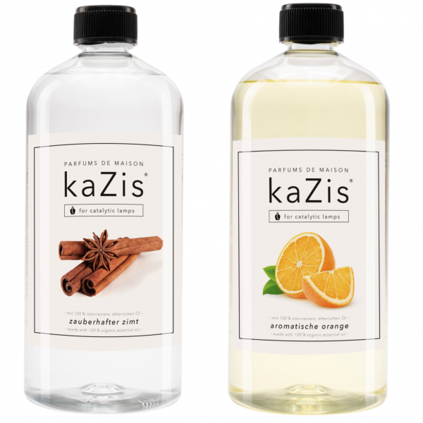 Zauberhafter Zimt + Aromatische Orange