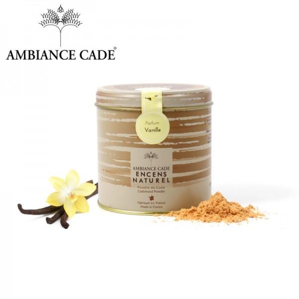 Poudre de Cade - Parfum Vanille
