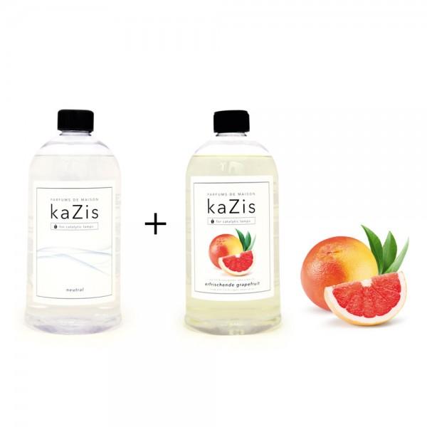 Neutral + Erfrischende Grapefruit