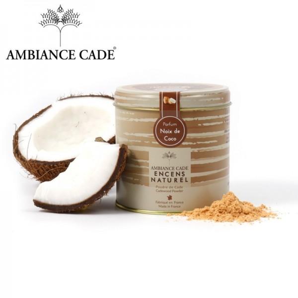 Poudre de Cade - Parfum Noix de Coco