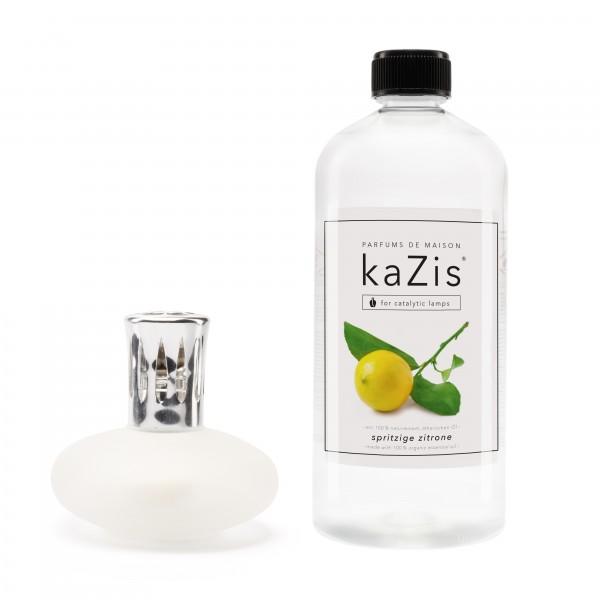 Spritzige Zitrone