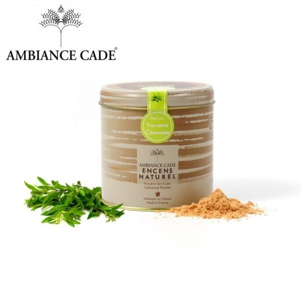 Poudre de Cade - Parfum Verveine - Zitrone - Eisenkraut